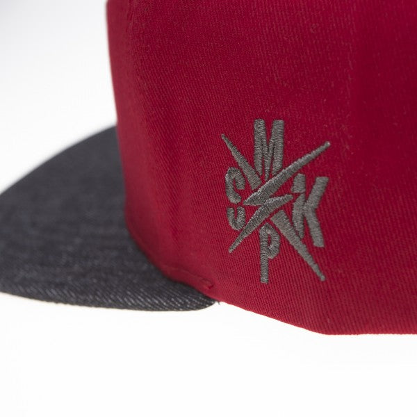 Snapback Erich Red Rosso - Sourkrauts