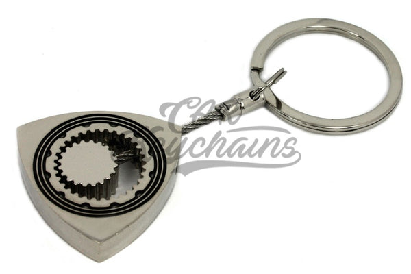 Rotary Piston Portachiavi Keyrings - Car Keychains