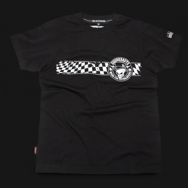 T-shirt Ignition Black Nera - Sourkrauts