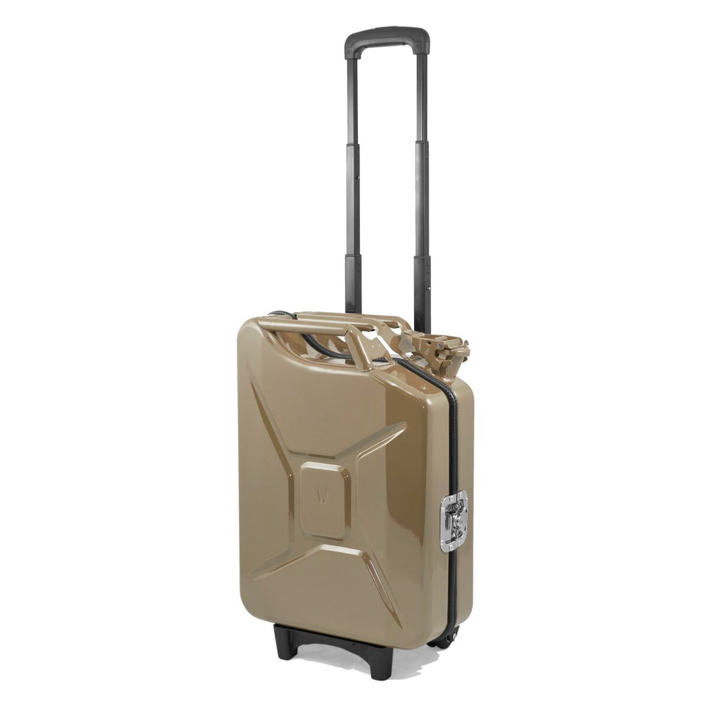 Trolley Tank - Tanica VINTAGE BROWN  G-Case