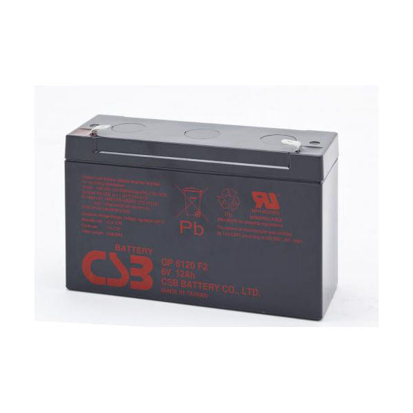 6V12Ah Battery (BAT384)
