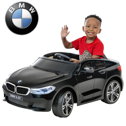 12V BMW GT Kids ride on car