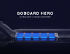 Goboard Hero - Ultralight Lithium scooter-WHT- 7.8AH Battery  25Km range
