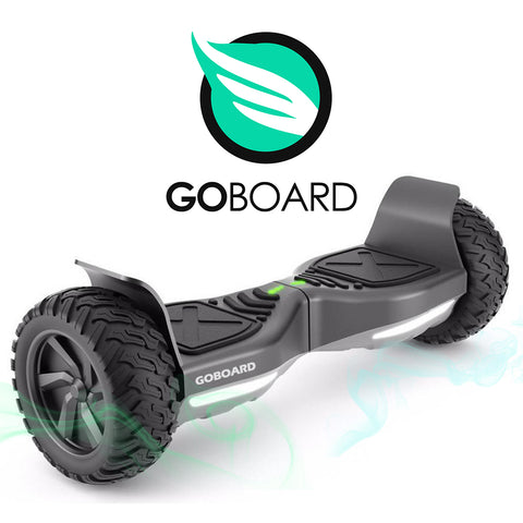 PRE ORDER: Goboard Overland Hoverboard 2.0 (Arrival 5 Dec, Delivery by 10 Dec)