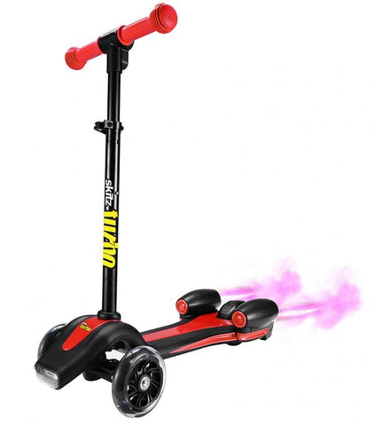 Turbo Rocket scooter - Red