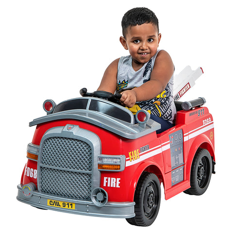 Paw Patrol Fire Truck replica ride on car