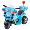 Police motorcycle ride on - Blue