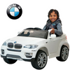12V BMW X6 ride on electric car- white