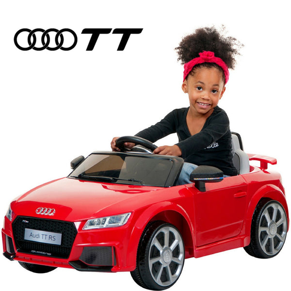 Audi TT kids ride on electric car
