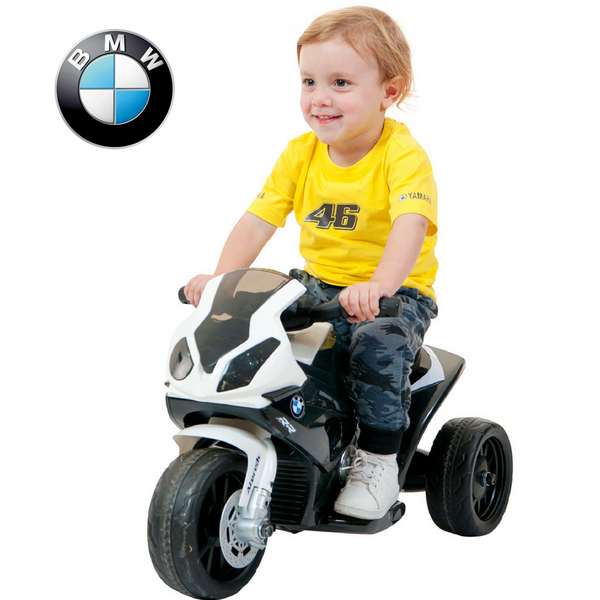BMW Mini Superbike RR1000 motorised kids ride on-Black