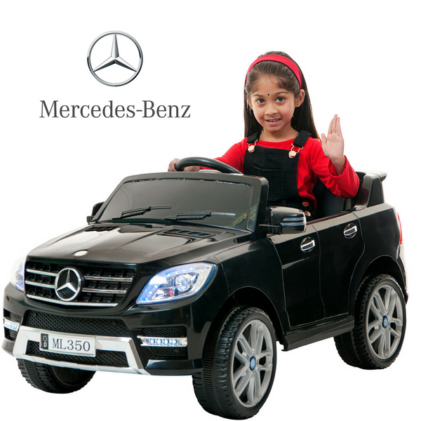 DEMO Mercedes ML350 ride on car- 12V