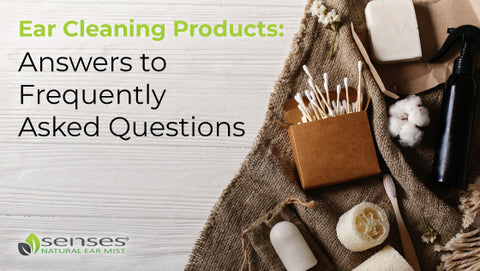 Ear Cleaning Products Q & A