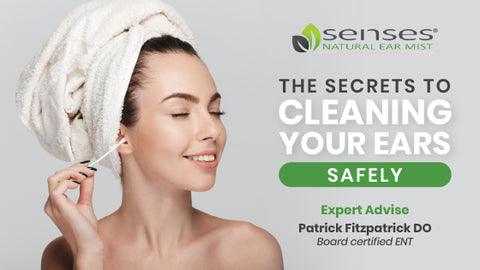 Secrets to Cleaning Your Ears Safely