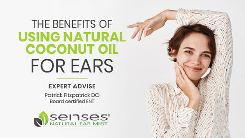 Benefits of Using Natural Coconut Oil for Ears