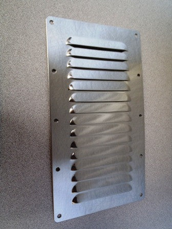 Vent Masters Store 9 X 5 Stainless Steel Vent