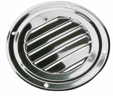 "4"" Stainless steel round vent"