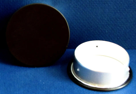 Small Round Vents | Aluminum, Copper, and Plastic Vents