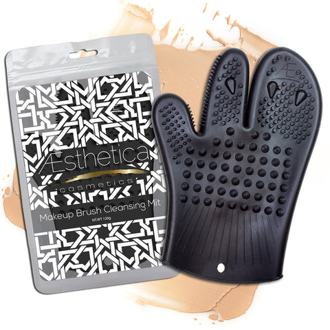 Special Deal! Makeup Brush Cleansing Mitt
