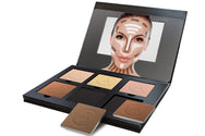 Aesthetica Pressed Powder Contour Kit Gift Set