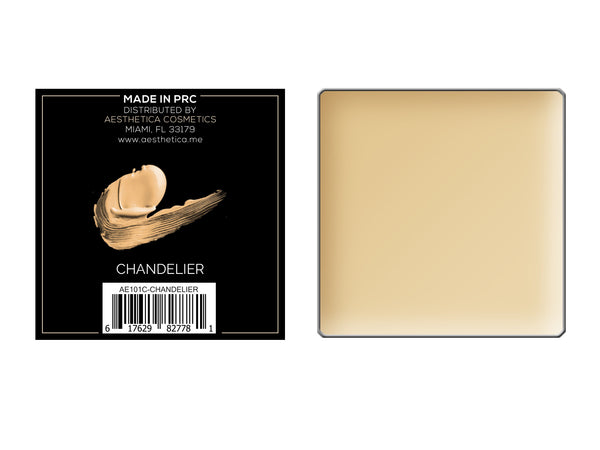 Aesthetica Square Replacement Pan - Cream