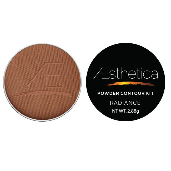 Aesthetica Circle Replacement Pan - Powder
