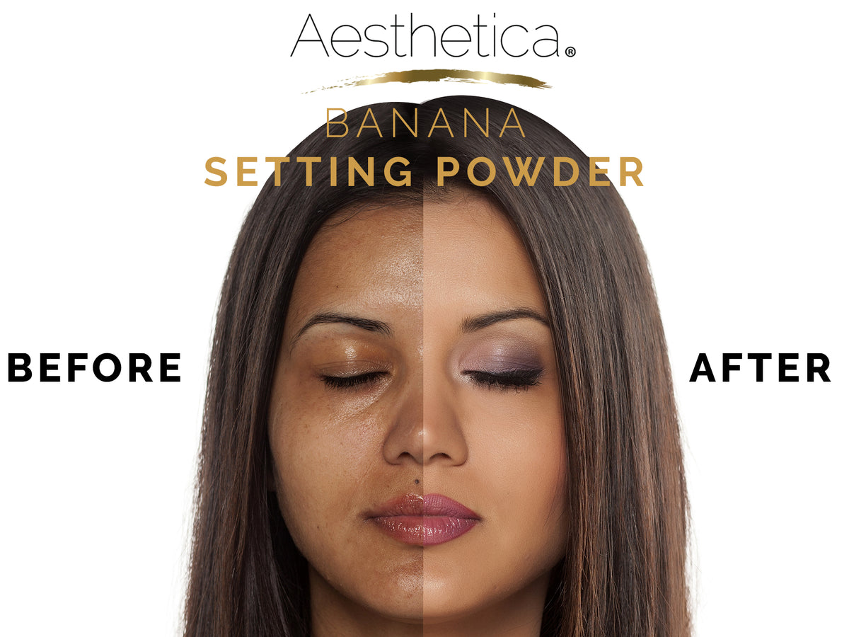 Aesthetica Loose Setting Powder (Banana)
