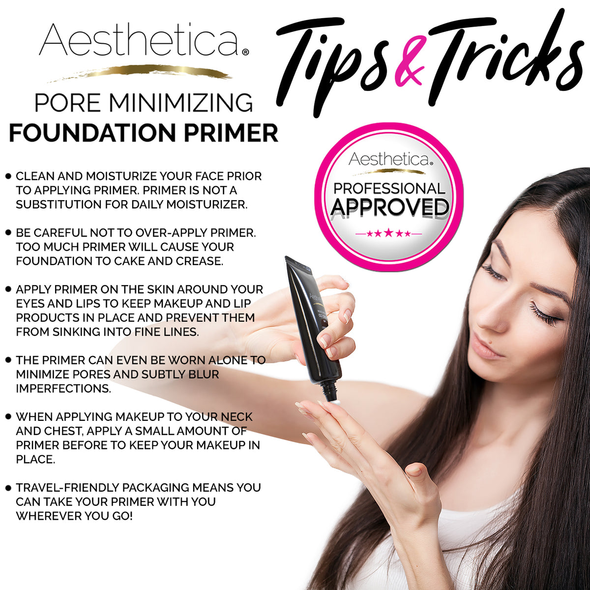 Aesthetica Pore Minimizing Foundation Primer