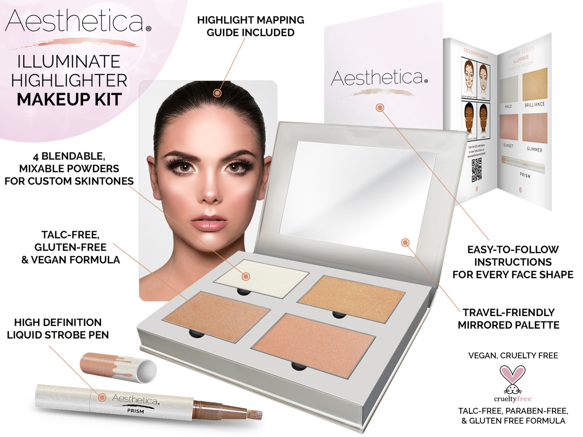 Aesthetica Strobe Highlighting Kits