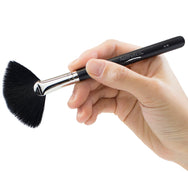Aesthetica Deluxe Fan Makeup Brush #H16
