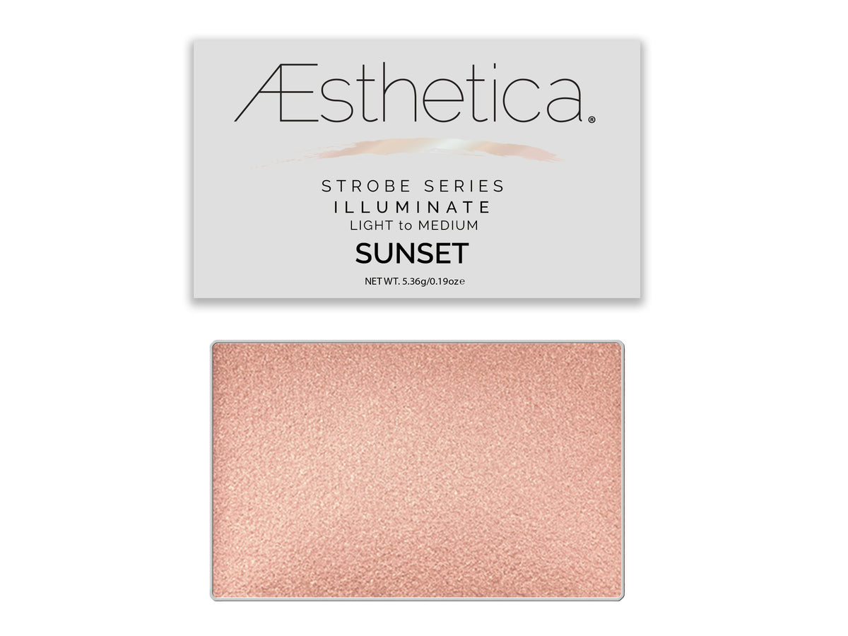 Aesthetica Strobe Series Powder Refill Pan