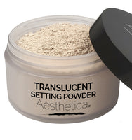 Aesthetica Loose Setting Powder (Translucent)