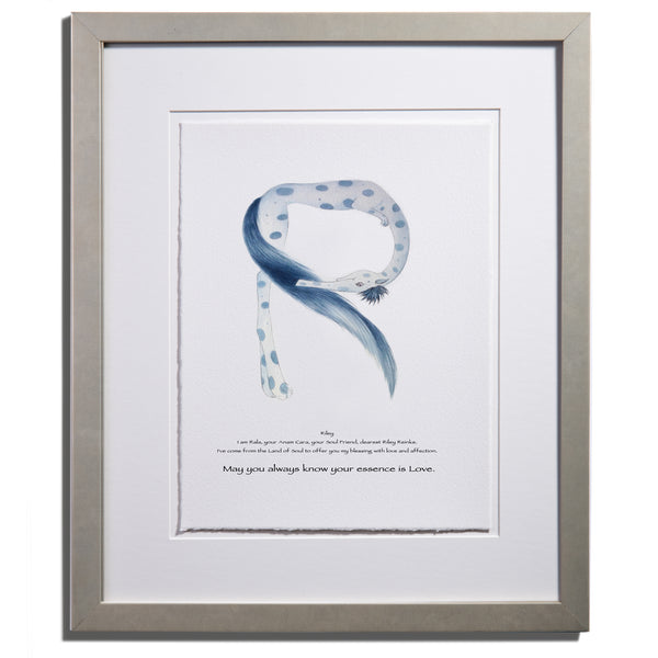 "Anam Caras ""Rala"" personalized print by Colleen Stratton - Anamabet Collection"