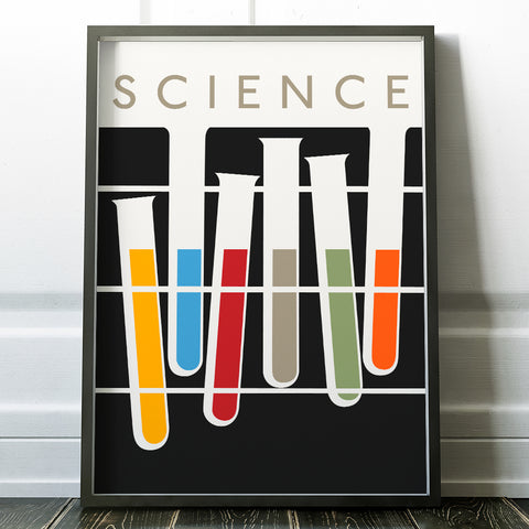 Science & Technology Prints