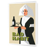 Bad Habit Drinking Nun