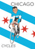 Chicago Cycles Magnet