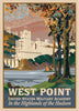 West Point in the Highlands of the Hudson Poster Magnet