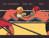 Boxing at the 1924 Paris Olympic Games Print
