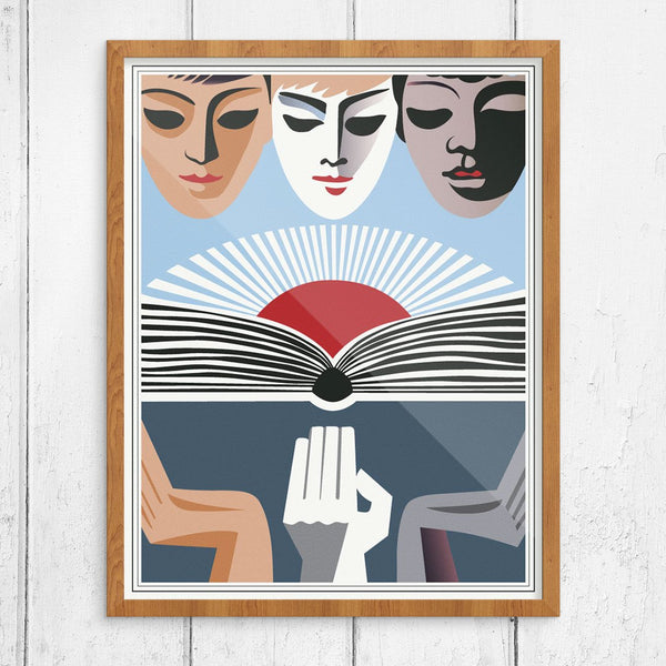 Women in Education Print