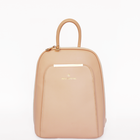 Sylvie Leather Backpack
