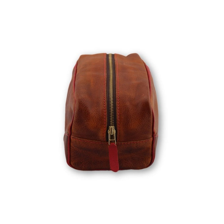 Brown Dopp Bag - Stolen Riches / CA
