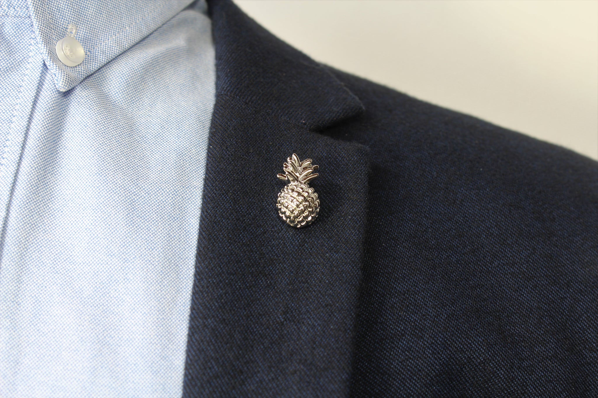 Pineapple Lapel Pin - Stolen Riches / CA