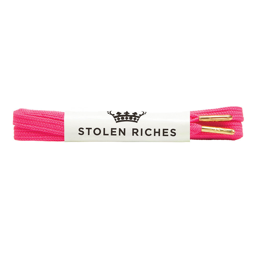 "Ponna Pink (Length: 45""/114cm) - Stolen Riches / CA"