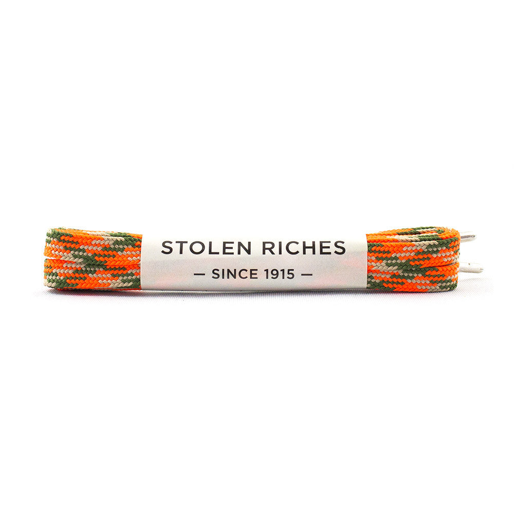 "Camo Orange (Length: 45""/114cm) - Stolen Riches / CA"