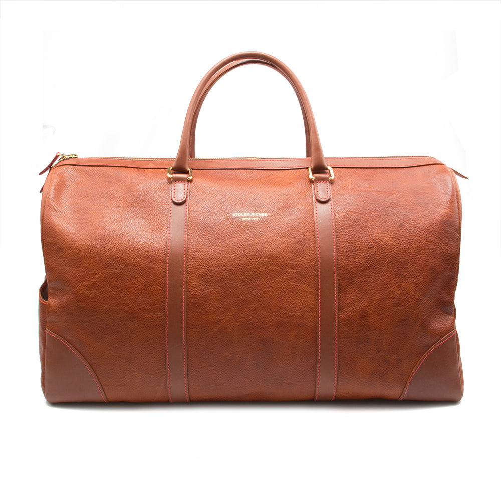 Brown Weekend Bag - Stolen Riches / CA