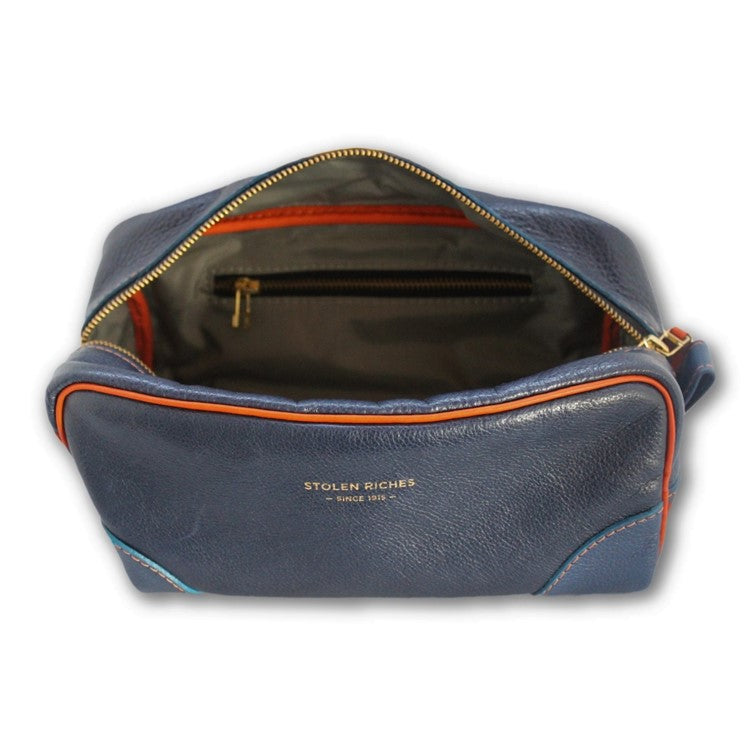 Blue Dopp Bag - Stolen Riches / CA