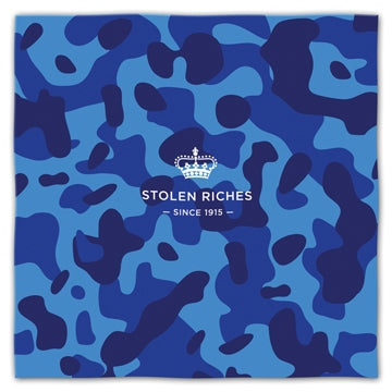 Camo Blue - Style In A Bag - Stolen Riches / CA