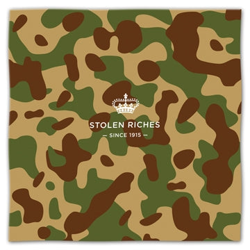 Camo Green - Style in Bag - Stolen Riches / CA