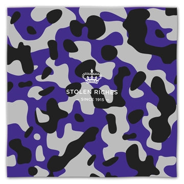 Camo Purple - Style in Bag - Stolen Riches / CA