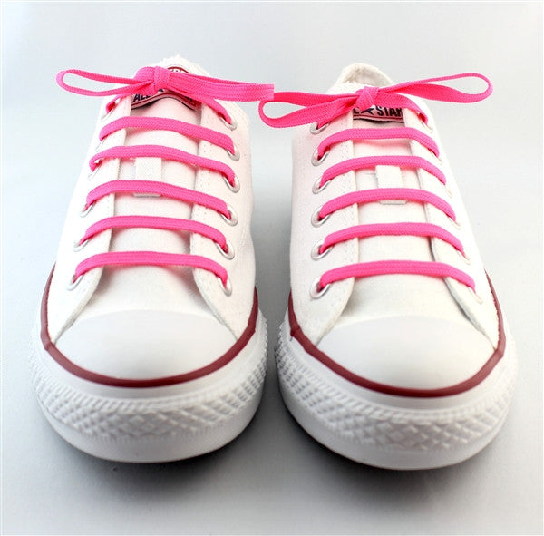 RETHINK Breast Cancer Sneaker Laces - Stolen Riches / CA