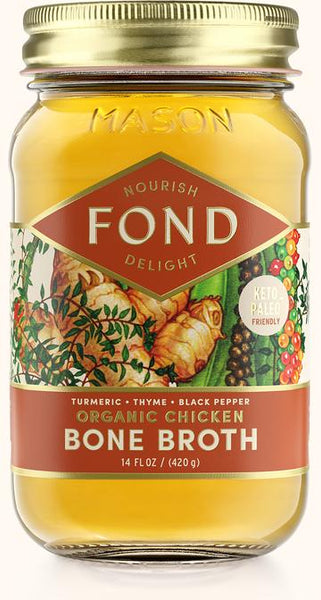 FOND Bone Broth LIQUID LIGHT